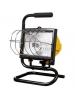 VISTA 10025 - Portable Halogen Work Light - 500W - Yellow & Black